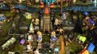 Prime World Defenders Level 7 Castle Defense
