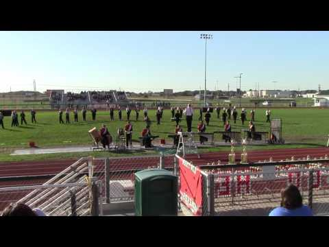 Paris High School Band Infected Show