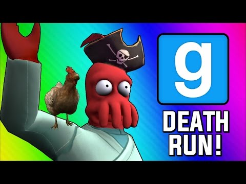 Thumbnail: Gmod Deathrun Funny Moments - Pirate Ship of Death! (Garry's Mod Sandbox Funny Moments)