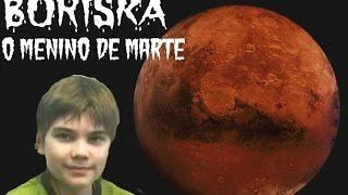 BORISKA O MENINO DE MARTE