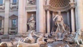 Roma daki aşk çeşmesi