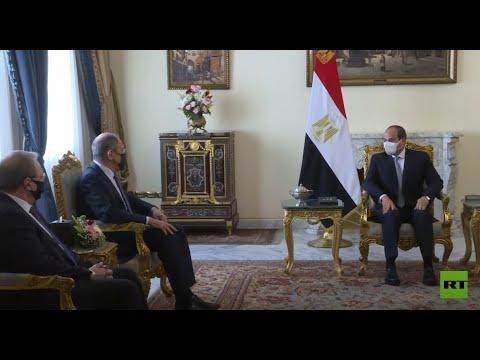 في مستهل زيارته إلى مصر.. لافروف يجتمع مع السيسي  - نشر قبل 9 ساعة