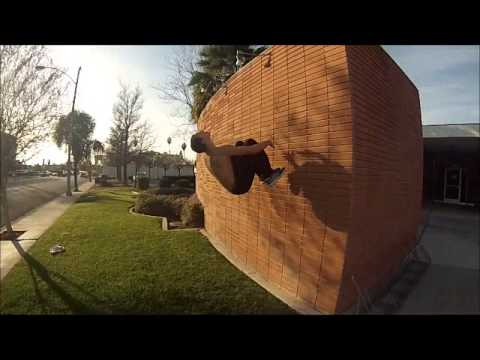 Alex Rainey-Month One Freerunning