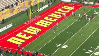 2012 New Mexico Bowl - Arizona Game Winning Drive
