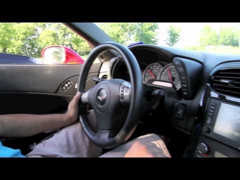 Corvette C6 Z06 Rippin On It!