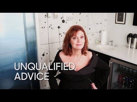 Unqualified Advice: Susan Sarandon