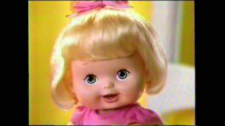 Talking Potty Dotty Playmates Toy Doll Commercial