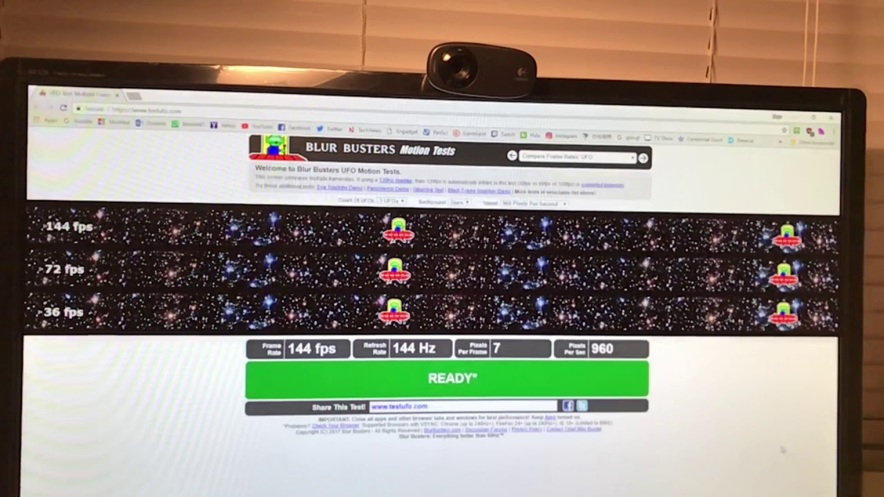 144hz 60hz monitor fps