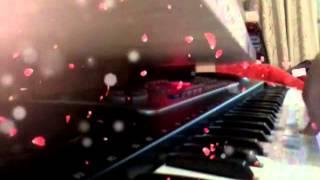 Обучение на синтезаторе ,,ламбада