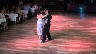 20120609 Tango GenerationS First Time in Taiwan - Gustavo y Giselle 2nd Dance