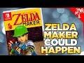 A Mario Maker... For Zelda?!?!?
