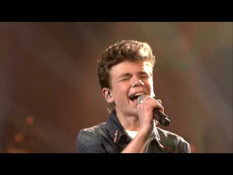 Tim - 'Sign Of The Times' | Finale | The Voice Kids | VTM