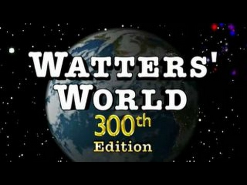 Watters' World: 300th edition