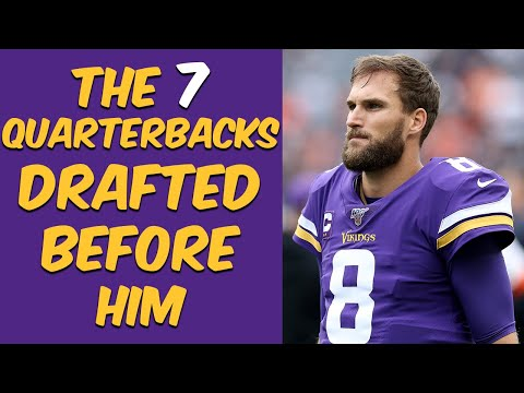 Who Were The 7 Quarterbacks Drafted Before Kirk Cousins? Where Are They Now?