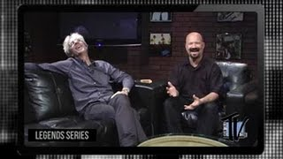 Stewart Copeland on Drum Talk TV!