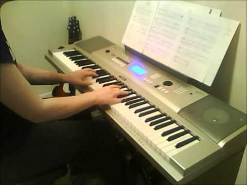 Far Horizons - Skyrim - Piano Cover
