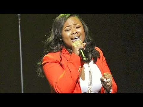 Jekalyn Carr You're Bigger & You Will Win (LIVE)