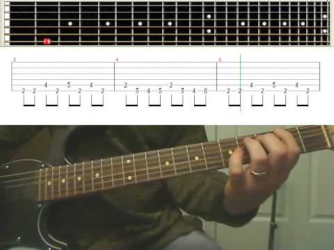 Guitar crazy train guitar tabs : Crazy Train Guitar Lesson with Video Tab - Ozzy Osbourne/Randy ...