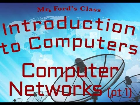 Telecommunication : Computer Networks (part 1) (05:04)