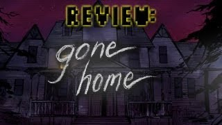 Review: Gone Home