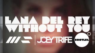 Lana Del Rey - Without You (Joey Trife x Spectaphile) Bootleg