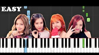Blackpink Forever Young EASY Piano Tutorial