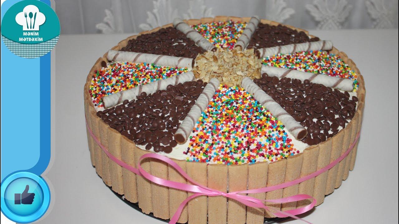 Tort Bezeyi Sade Tort Bezekleri