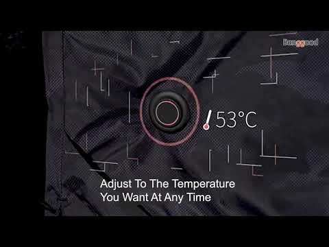 Uleemark 3.0 Smart Heating Down Jacket From Xiaomi Youpin