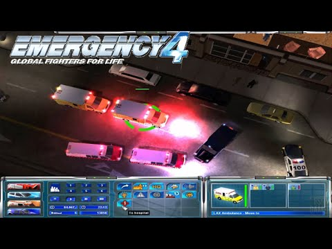Emergency 4 / 911: First Responders - Los Angeles mod #10
