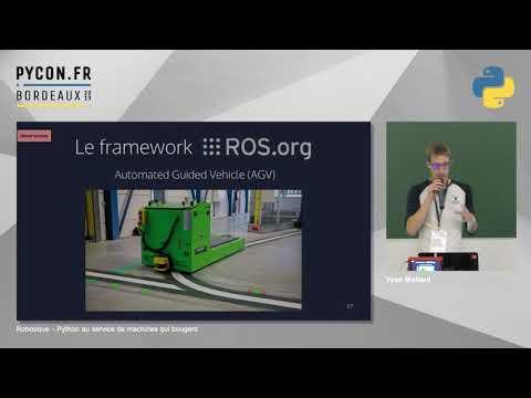 Image from Robotique : Python au service de machines qui bougent