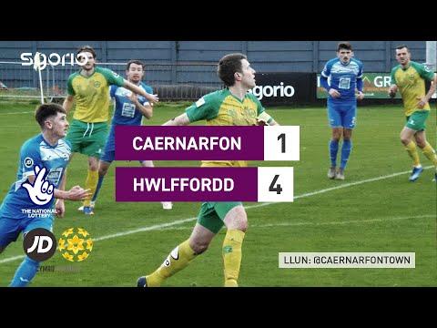 Caernarfon Haverfordwest Goals And Highlights