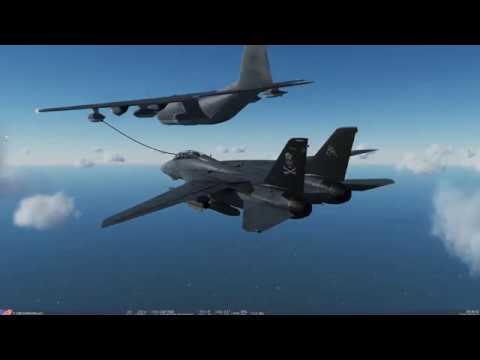 F14 AAR with Shiftie