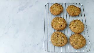 Chocolate chip cookies - recept på klassisk godsak
