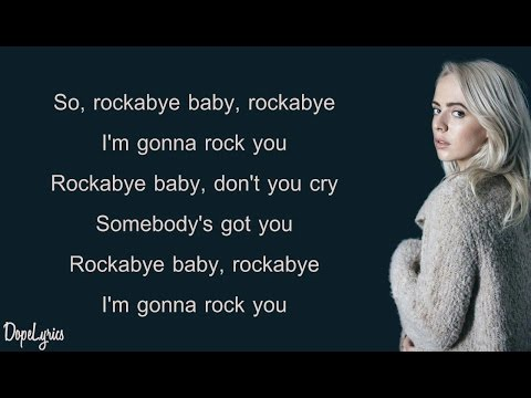 Clean Bandit - Rockabye (ft. Sean Paul & Anne-Marie)(Lyrics)(Madilyn Bailey Cover)
