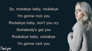 Clean Bandit - Rockabye (ft. Sean Paul & Anne-Marie)(Lyrics)(Madilyn Bailey Cover) Video