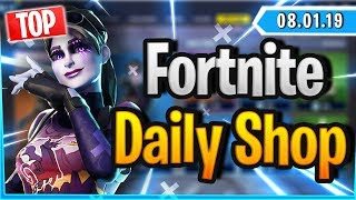 Fortnite Daily Shop *TOP* DARK BOMBER SKIN (8 Januar 2019)