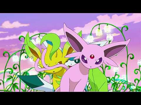 """""""you spin me right around (like a record player)"""" Eeveelutions AMV **Requested by my best friend**"""