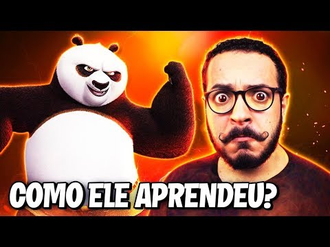 Kung Fu Panda: Como o PO aprendeu o Golpe do Dedo Wuxi?