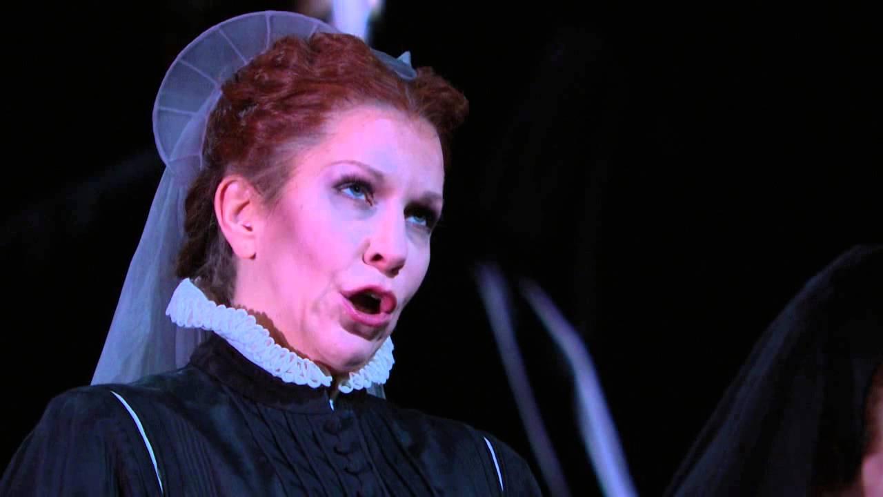 """Maria Stuarda: """"Deh! Tu di un'umile preghiera"""" -- Joyce DiDonato (Met Opera)"""