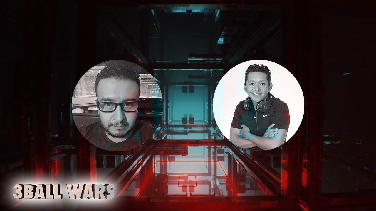 DJ Sergio Lugo Mix vs DjGerardLaInovacionAuditiva Semifinal Grupo B