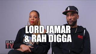 Lord Jamar & Rah Digga Wonder if Kaepernick will Kneel After Taking NFL\'s Lawsuit Money (Part 8)