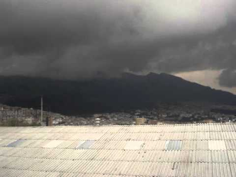 QUITO WEATHER 10 ENERO 2013