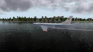 видео Иду на Неву. Легендарное «приводнение» Ту-124 глазами очевидцев