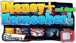 Disney Plus auf Samsung TV! Disney+ App auf jedem Fernseher / Smart TV installieren! | Deutsch