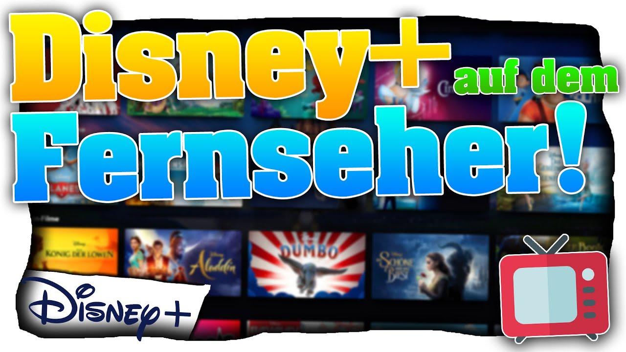 Disney Plus Auf Smart Tv