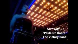 PAULA Having FUN with SHY GUY,LOL!,..