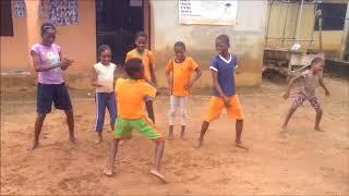 Craving - WizKid | Ikorodu Street Kids Dance Cover (Dream Catchers)