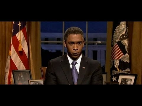 Barack Obama, Mitt Romney Butt of Election 2012 Late-Night Jokes
