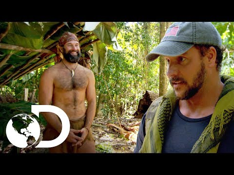 Repeat Episodio completo: Bear Grylls vs  tiburones | Shark
