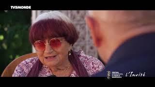 Agnès VARDA à Marrakech : «Il faut aimer les palmiers, les oiseaux, les fleurs»